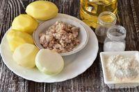 Фото приготовления рецепта: Белорусские колдуны - шаг №1