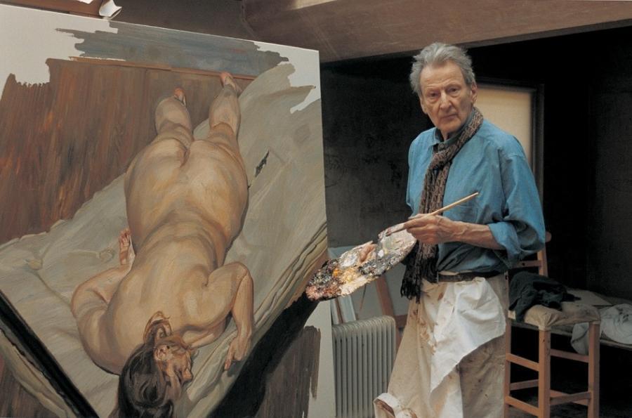 Самые популярные и известные художники-живописцы Англии. Художник Люсьен Фрейд