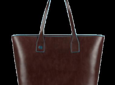 Женская сумка Piquadro BD3336B2/MO коричневая35,5 x 29 x 16 см