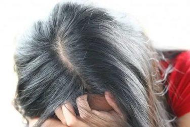 На каком оксиде красить седые волосы?