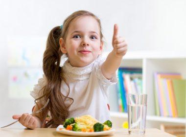 Похудение для детей